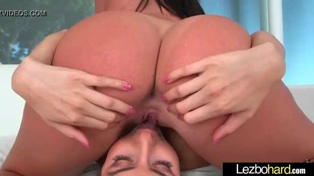 Horny girls (keisha grey & nina north) play in lez sex scene on camera video-20